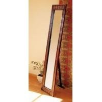 Bamboo Stand Mirror 86506 Q9479