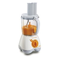 Hamilton Beach 36533 Bebe Baby Food Maker, 5 Cup Food Processor with 10 Food Containers and 2...