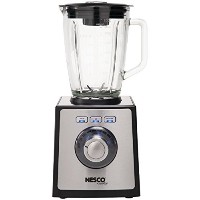 Nesco BL-50 Blender with Stainless Steel Trim, 700-watt, Black [並行輸入品]