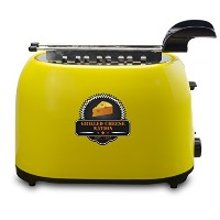 Smart Planet GCN-1ST Grilled Cheese Toaster with Grill Cage, Multicolor [並行輸入品]