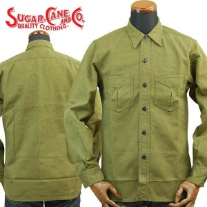 MFSC(Mister Freedom×Sugar Cane)ミスターフリーダム×シュガーケーン NOS Olive Pique The Sportsman's Categories Ranger...