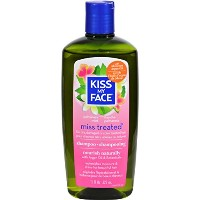 Kiss My Face, Miss Treated Shampoo, Palmarosa Mint, 11 fl oz (325 ml)