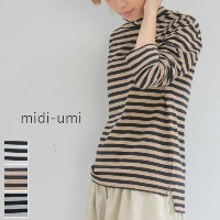 midiumi (ミディウミ)BD P/O 3colormade in japan3-714445【★】