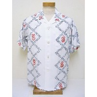 SUN SURF[サンサーフ] アロハシャツ DUKE'S PINEAPPLE SS35321 (OFF WHITE)