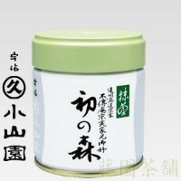 Matcha green tea powder, Hatunomori 【初の森】40g can【matcha】【matcha powder】