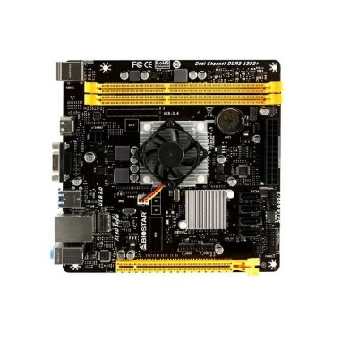BIOSTAR A68N-5600 [Mini-ITX /オンボードCPU/A68H搭載] AMD A10-4655搭載済マザーボード