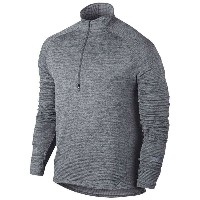 ナイキ メンズ ランニング・ウォーキング トップス【Nike Dri-FIT Element Sphere 1/2 Zip】Cool Grey/Heather/Wolf Grey/Reflective...