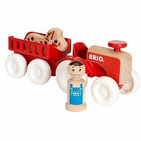 BRIO ブリオ ファームトラクターセット 車のおもちゃ 木のおもちゃ 1歳 2歳 3歳 子供 誕生日プレゼント 知育 男の子 男 誕生日 キッズ 子ども ギフト 車 知育玩具 車のおもちゃ...