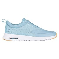 ナイキ レディース シューズ・靴 スニーカー【Nike Air Max Thea】Mica Blue/Mica Blue/Gum Yellow/White