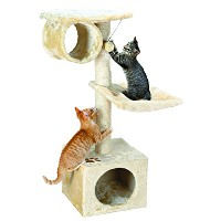 TRIXIE Pet Products San Fernando Cat Tree (Beige) by TRIXIE Pet Products