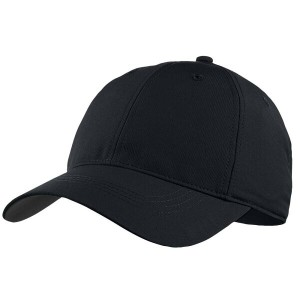 ナイキ メンズ 帽子 キャップ【Nike Legacy 91 Tech Blank Golf Cap】Black/White