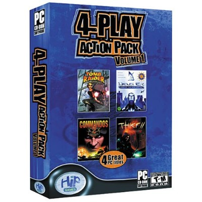 4-Play Action Pack (輸入版)