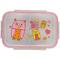 Sugarbooger Good Lunch Box Divided Lunch Container 弁当箱 ふくろう