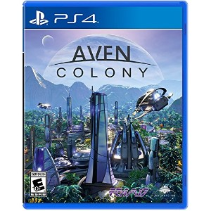 Aven Colony (輸入版:北米) - PS4