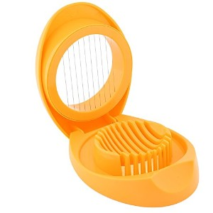 Mainstay Egg Slicer withステンレススチールワイヤ