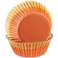 Wilton ColorCup Standard Baking Cups, Orange Ombre, by Wilton