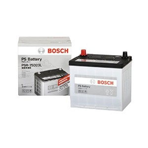 BOSCH (ボッシュ) 国産車用バッテリー PS Battery PSR-75D23L