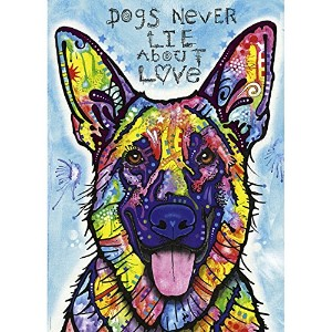 HEYE Puzzle ヘイパズル 29732 Dean Russo : Dogs Never Lie (1000 ピース)