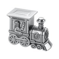 Danforth - Train Pewter Toothfairy Box by DANFORTH PEWTERS