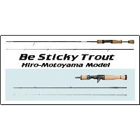 Be Sticky Trout BST-HM55UL/C スミス SMITH