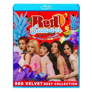 【Blu-ray】☆★Red Velvet 2017 BEST COLLECTION★Red Flavor Would You【レッドベルベット ブルーレイ KPOP DVD】【メール便は2枚まで】