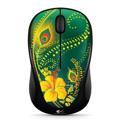 Logitech M317 Mouse - Jungle Melody