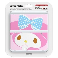 Kisekae Plate / Faceplate / Cover Plates No.076 My Melody Sanrio [NEW Nintendo 3DS] by Nintendo ...