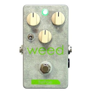 weed(ウィード) エフェクター BePee / Bass Preamp