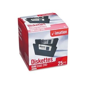 3.5インチFD、ibm-formatted、DS / HD、25 /パックby Imation ( Catalog Category :コンピュータ/ Supplies &データストレージ...