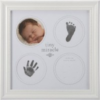 C. R. Gibson Keepsake Frame, Tiny Miracle by C.R. Gibson (English Manual)