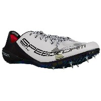 アンダーアーマー メンズ 陸上 スポーツ Men's Under Armour Speedform Sprint Pro White/Black/White