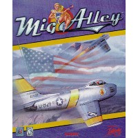 MiG Alley (Jewel Case) (輸入版)