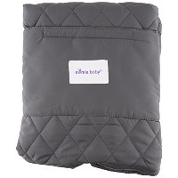 Nomie Baby Cozy Stroller Blanket, Purple, Infant by Nomie Baby