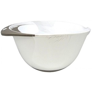 zinburry 2 Piece Measuring & Mixing Batter Bowl Set
