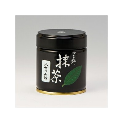 【抹茶】「八女の露」40g(薄茶)/POWDER Matcha Green Tea/Yamenotsuyu/40g/Yame Hoshinoen