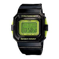 カシオ G-SHOCK MINI GMN-550-1CJR カラー BLACK/GREEN 日本正規品