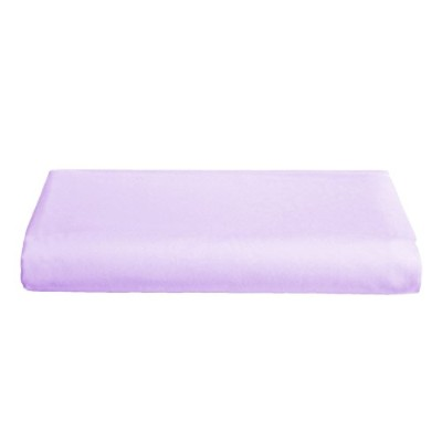 Baby Cradle Sheet Poly/Cotton - Color: Lavender - Size: 15c33 by BabyDoll Bedding