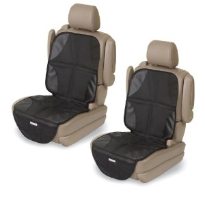 Kiddopotamus Elite Duomat 2 in 1 Car Seat Protector Mat, by Kiddopotamus