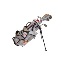 [ポールフランク] Paul Frank Golf 5-Piece Junior Set with Bag (Ages 6-8) 並行輸入品