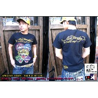 ED HARDY 【MULTITIGER / BLACK】 T-SHIRT 半袖エドハーディーTシャツ
