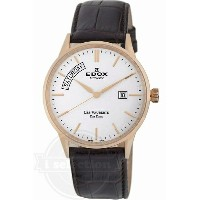 【Edox エドックス メンズ 腕時計 83007 37R AIR Les Vauberts Automatic Watch】
