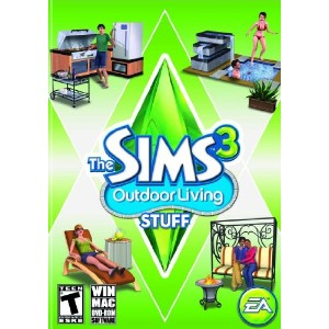 The Sims 3 Outdoor Living Stuff (輸入版)