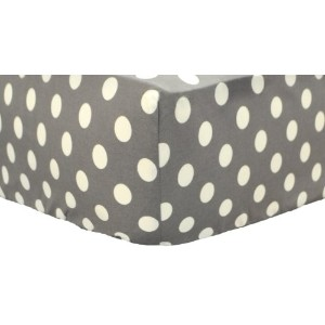 New Arrivals Crib Sheet, Urban Zoo by New Arrivals
