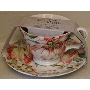 222Fifth Ellis Cup and Saucer