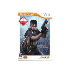 【中古】 バイオハザード4 Wii edition Best Price! /Wii 【中古】afb