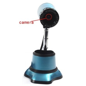 1.3MP Second-generation Chariot Style USB PC Webcam Web Camera