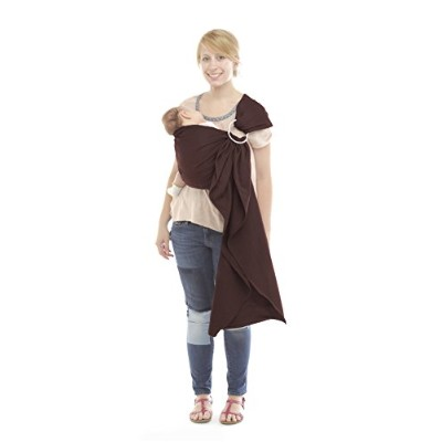 Rockin Baby 1030S For the Love of Chocolate Hero Sling Baby Carrier