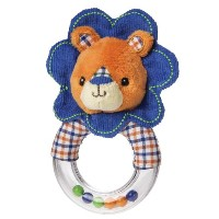 Mary Meyer 5 Ring Rattle, Levi Lion by Mary Meyer