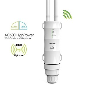 Wavlink High Power Outdoor Weatherproof CPE/Wifi Repeater/Access Point/Router/WISP 2.4GHz 150Mbps +...