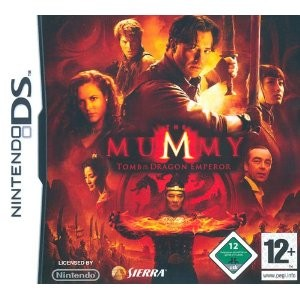 DS THE MUMMY Tomb of the Dragon Emperor (海外版)